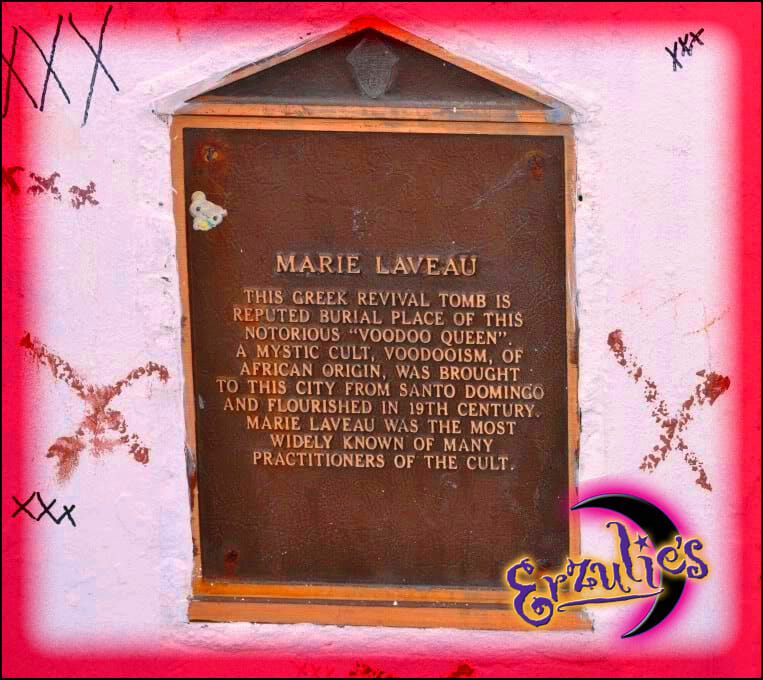 Marie Laveau, New Orleans Voodoo Queen! New Orleans Voodoo Queen Marie Laveau and New Orleans Voodoo History at Erzulie's Authentic Voodoo of New Orleans!