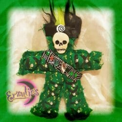 Voodoo Poppet Dolls for Ogoun ~ Protection Voodoo Dolls