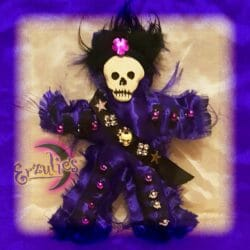 Voodoo Poppet Dolls for Ghede ~ Justice & Transistion Voodoo Dolls