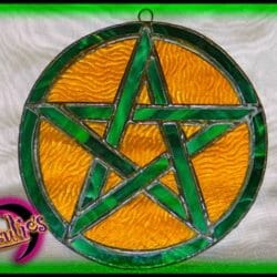"Witchcraft Spells & Magic ~ ""Success & Prosperity"" Stained Glass Magic"