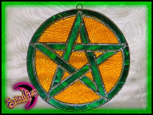 """Witchcraft Spells & Magic ~ """"Success & Prosperity"""" Stained Glass Magic"""