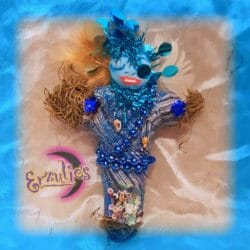 New Orleans Voodoo Dolls for LaSiren ~ Calming & Healing Voodoo Dolls