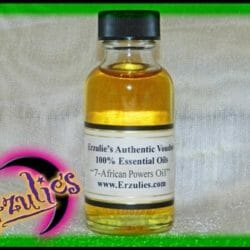 "Voodoo Ritual Oils ~ 1 Oz. ""7-African Powers"" Oil for Healing Spells"