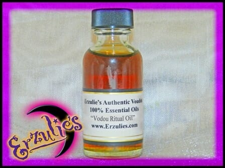"Voodoo Ritual Oils ~ 1 Oz. ""Voudou"" Oil for Commanding Spells"