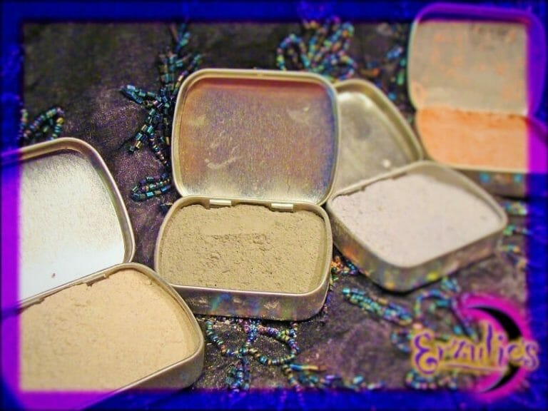 "For Wealth Voodoo Spells ~ Atire"" Rare Vodou Powder"""