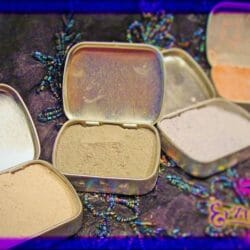 "For Fast Luck Spells ~ Bon Chans"" Rare Vodou Powder"""