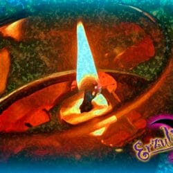Illumination & Clarity 7-Day Voodoo Lamp Spells