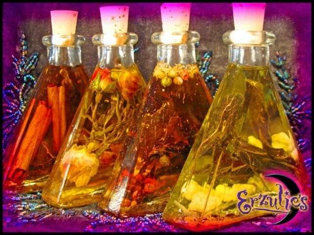 Spiritual Perfumes and Essential Oil Perfume Anointing Oils