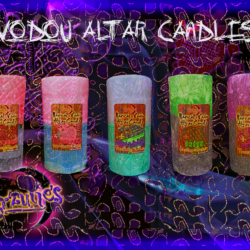 Voodoo Altar Candles & Ritual Candles