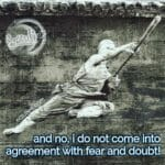 """What are you coming into agreement with? Are you allowing your fears and doubts to thwart your dreams? Are you accepting the opinions of negative people, """"that you can't possibly"""", or """"you don't have that ability"""" or """"you're too something"""" or hurling your past mistakes at you to discourage you? What conversations are you allowing in your head or from your inner circle or both? Those thoughts need close examination to build the life you deserve. Stop all that terrifying, discouraging and negative dialogue with a simple, """"I don't come into agreement with that"""" and watch how fast your life changes. Most of our decisions are based on such inner and external blather, which has no place in your life anymore. Your BEST DAYS are absolutely ahead without this burden. Faith over fear folks, EVERY TIME!"""