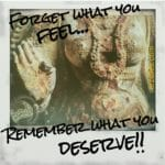 Feelings are often transient and sometimes illusory...they can keep us attached to certain dynamics or relationships that aren't always in our best interest...focus on your unwavering sense of self worth, value and what you deserve instead...see how that doesn't change the shape of your situation, or decisions.