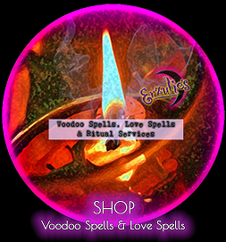 Love Spells, Voodoo Spells and Voodoo Love Spells ~ Powerful Love Spells, Voodoo Spells, Psychic Readings, Voodoo Dolls, and magical Voodoo ritual items handcrafted for you by initiated Vodou Practitioners at Erzulie