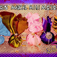 Magical Mojo Bags, Voodoo Mojo Bags, Magical Mini Voodoo Charm Bags for Love, Luck, Blessings & Protection