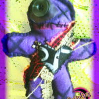 Voodoo Dolls & Magical Juju Poppet Dolls