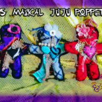Voodoo Dolls and Magical Juju Poppet Dolls